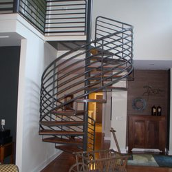 Spiral Stairs Of America