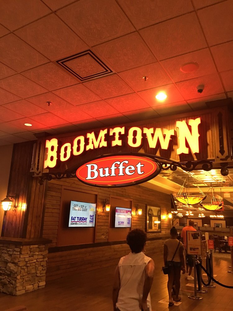 Boomtown Casino Food