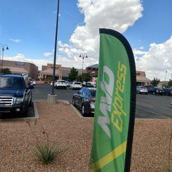 Photo of MVD Express - Las Cruces, NM, United States. Bow Flag