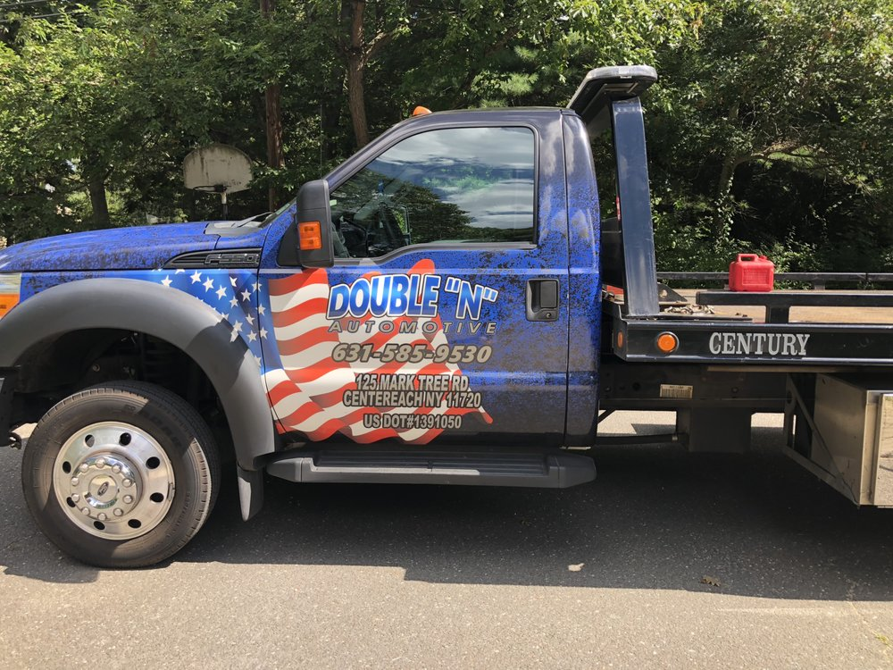 Towing business in Selden, NY