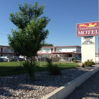 Photo Of Sundowner Motel Dillon Mt United States From The Main