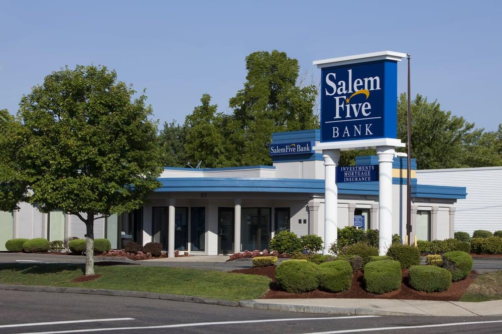 salem five bank danvers ma