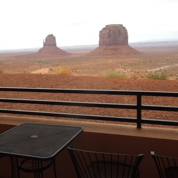 Photo Of The View Monument Valley Ut United States From Patio