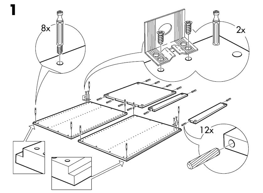 Attrayant Photo Of Bend Handyman   Bend, OR, United States. Ikea Furniture Assembly