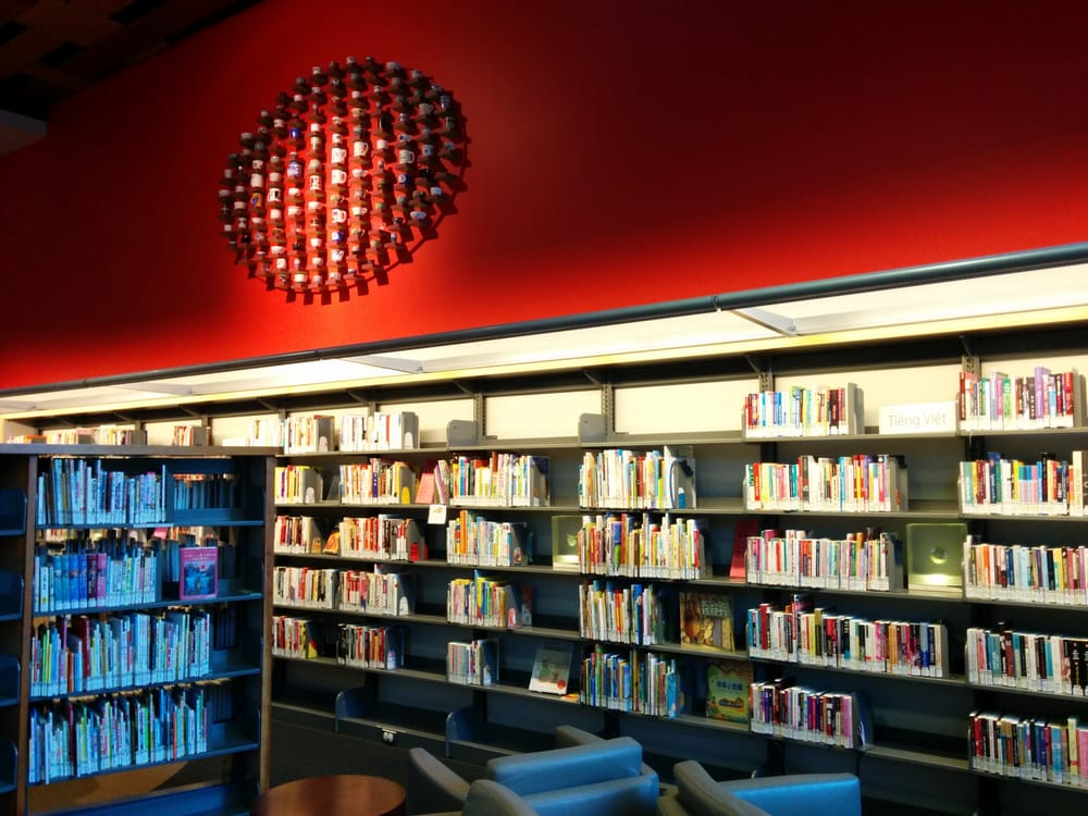 The Seattle Public Library - International District / Chinatown Branch | 713 8th Ave S, Seattle, WA, 98104 | +1 (206) 386-1300