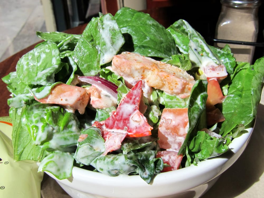 tandoori chicken salad - Yelp