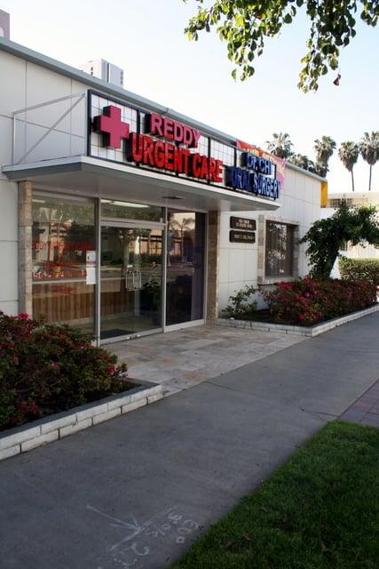 Reddy Urgent Care Long Beach Ca