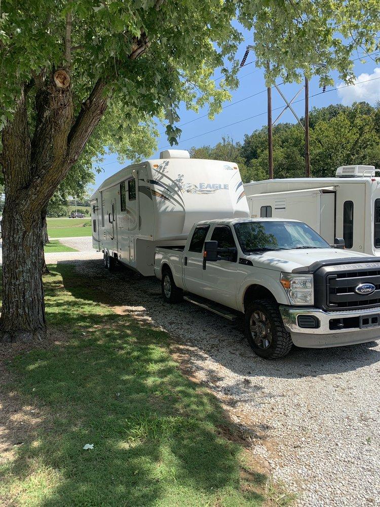 Harrison Village Campground: 2364 Hwy 65 S, Harrison, AR