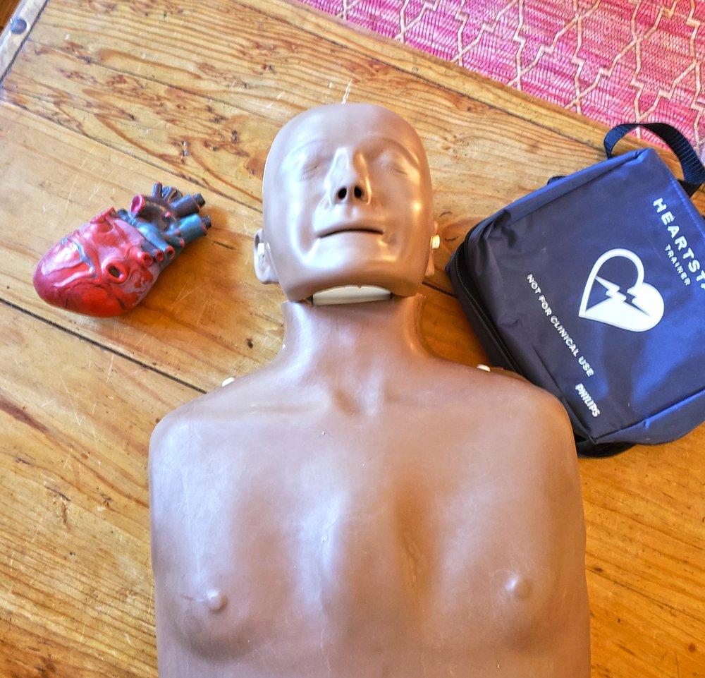 CPR-AED Training: Encinitas, CA