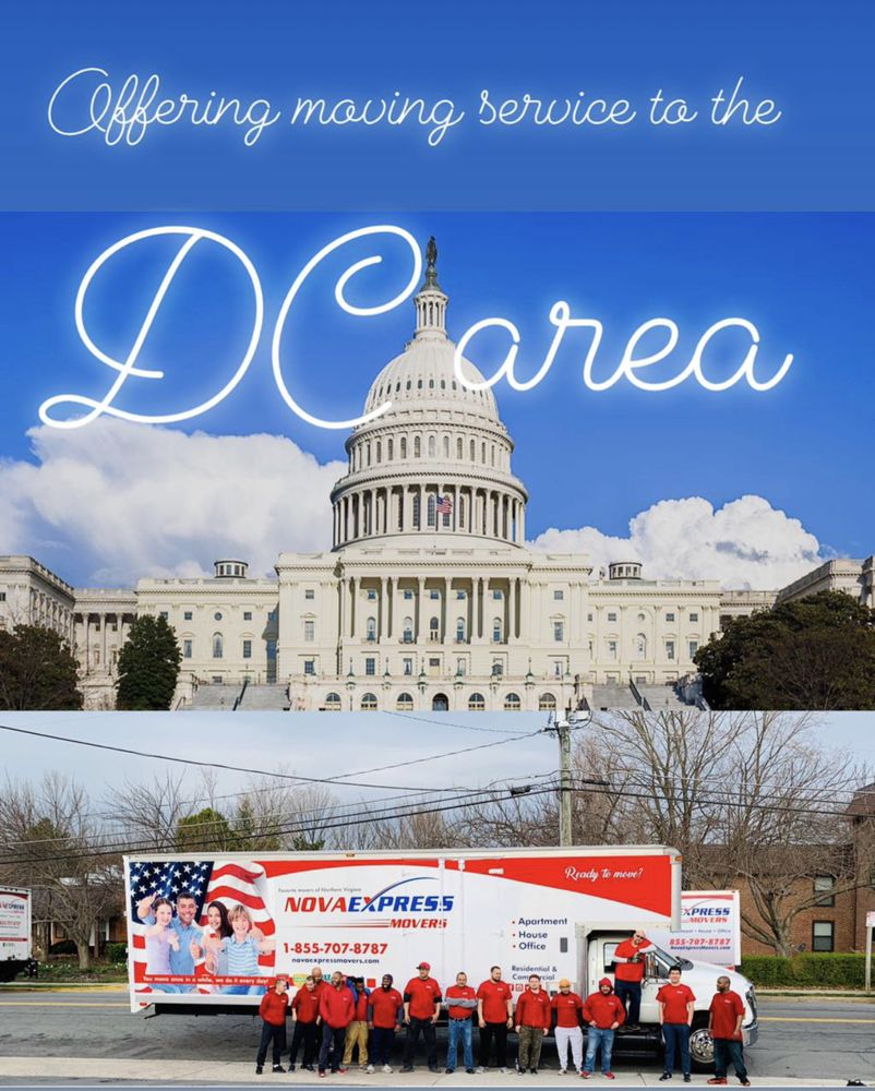 Nova Express Movers: Fairfax, VA