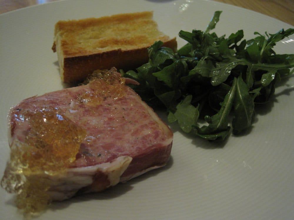 Rustic Pork & Duck Terrine - Yelp