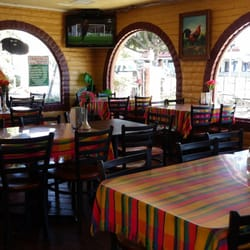 Photo of Taqueria Los Arcos   Concord  CA  United States  Dining area andTaqueria Los Arcos   85 Photos   122 Reviews   Mexican   4530  . Dining Chairs Concord Ca. Home Design Ideas