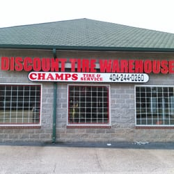 Champs Tire Service 11 Reviews Auto Repair 2530 S Hairston