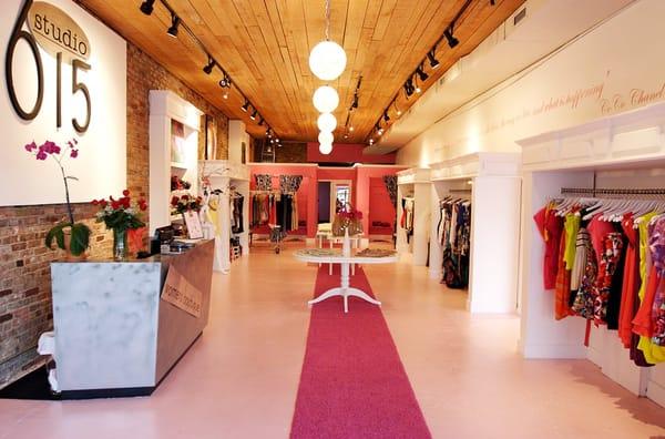 Nashville tn clothing stores