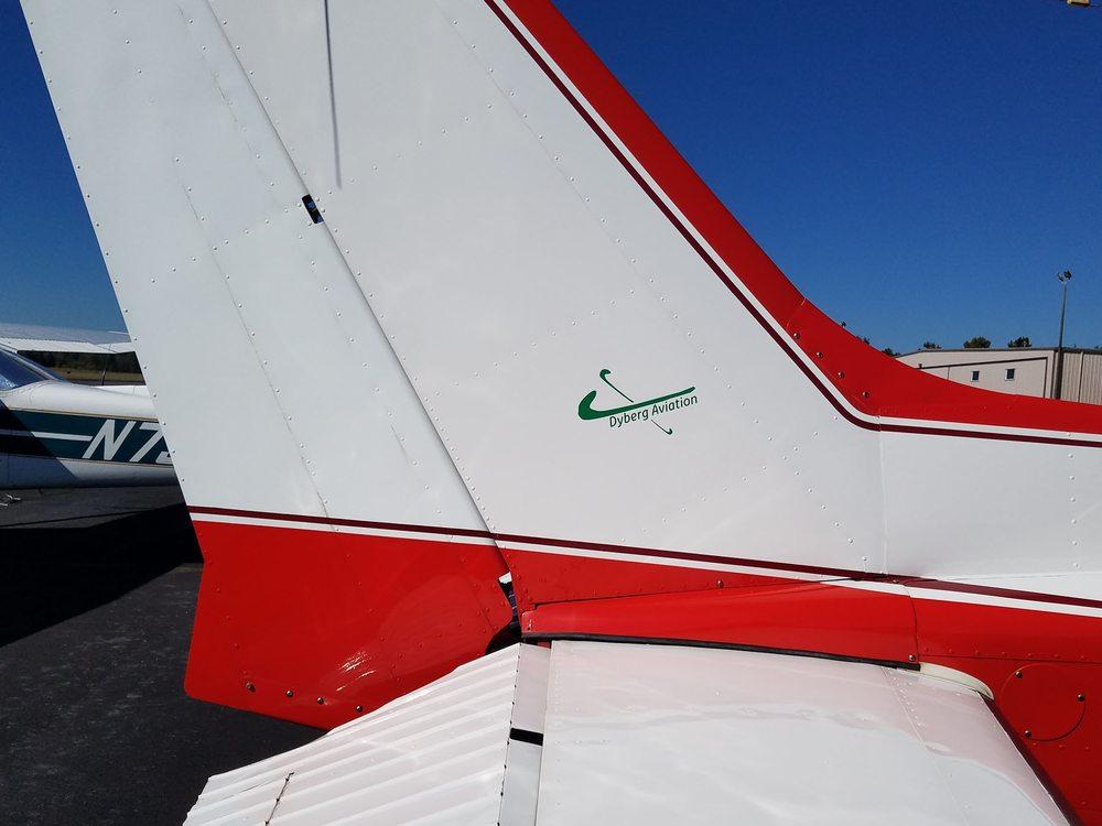 Dyberg Aviation: 15400 Airport Dr, Burlington, WA