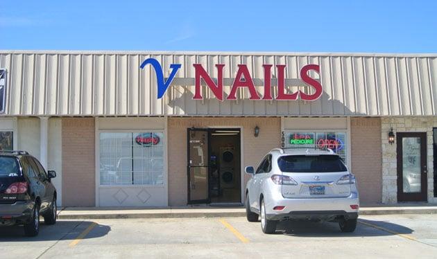 V Nails: 5005 Stockbauer Dr, Victoria, TX