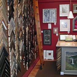 photo of museum quality framing seattle wa united states - Museum Quality Framing