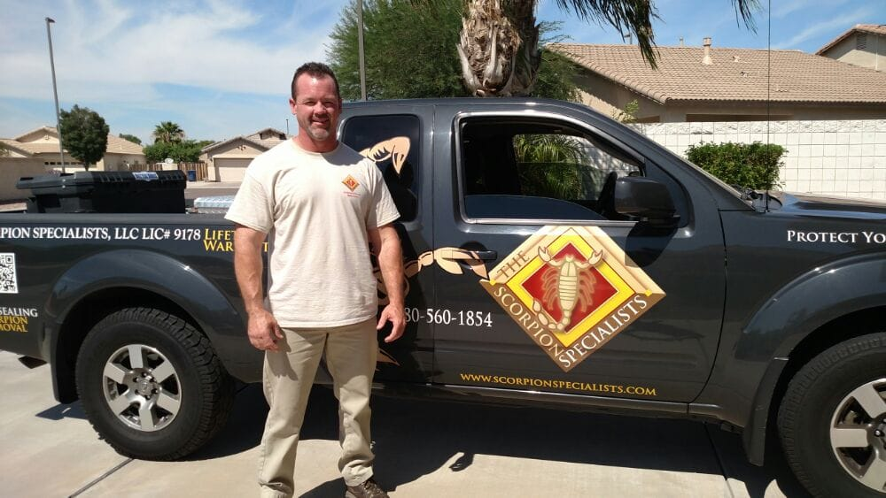 Scorpion Specialists: Gilbert, AZ