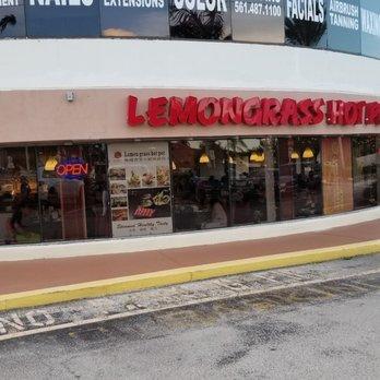 Lemongrass Hot Pot - 21073 Powerline Rd, Boca Raton, FL
