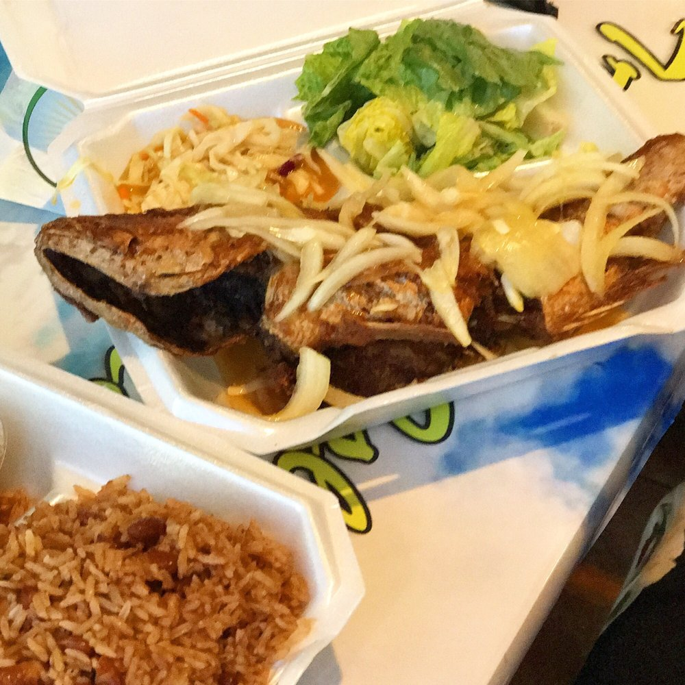Tropical Island Restaurant: 400 E Boynton Beach Blvd, Boynton Beach, FL