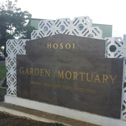 Photo Of Hosoi Garden Mortuary   Honolulu, HI, United States. Corner Of Nu