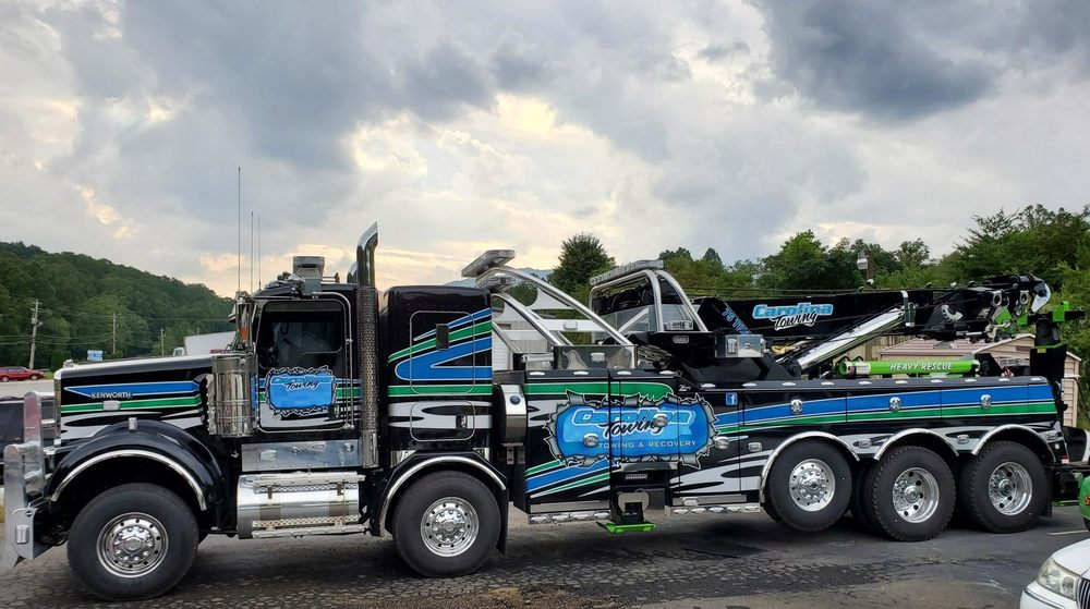 Carolina Towing and Transport: 2019 Smokey Park Hwy, Candler, NC