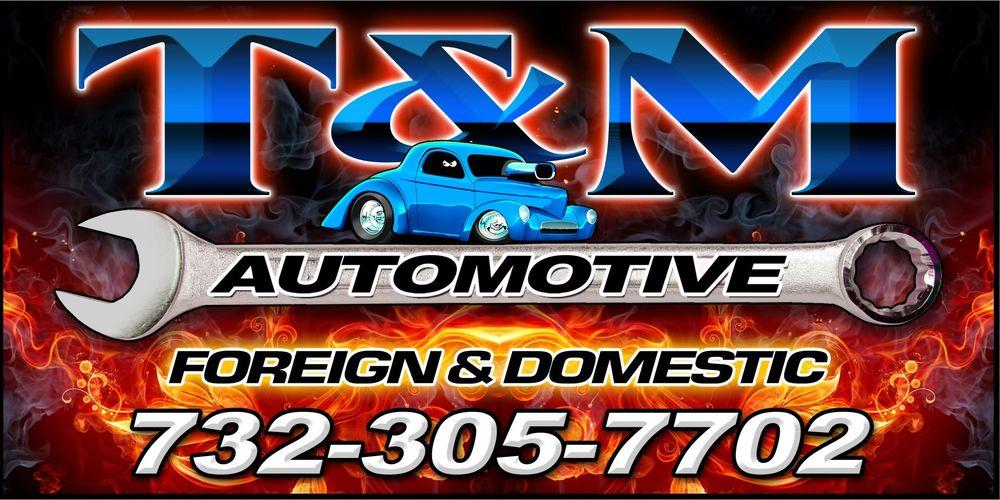 T & M Auto Service Center: 3703 New Jersey 27, Princeton, NJ