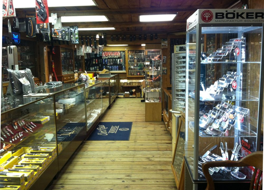 Willey Knives: 14210 Sugar Hill Rd, Greenwood, DE