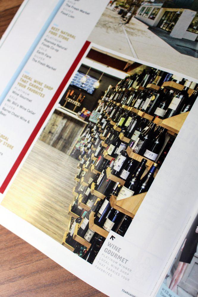 Wine Gourmet: 3524 Electric Rd, Roanoke, VA