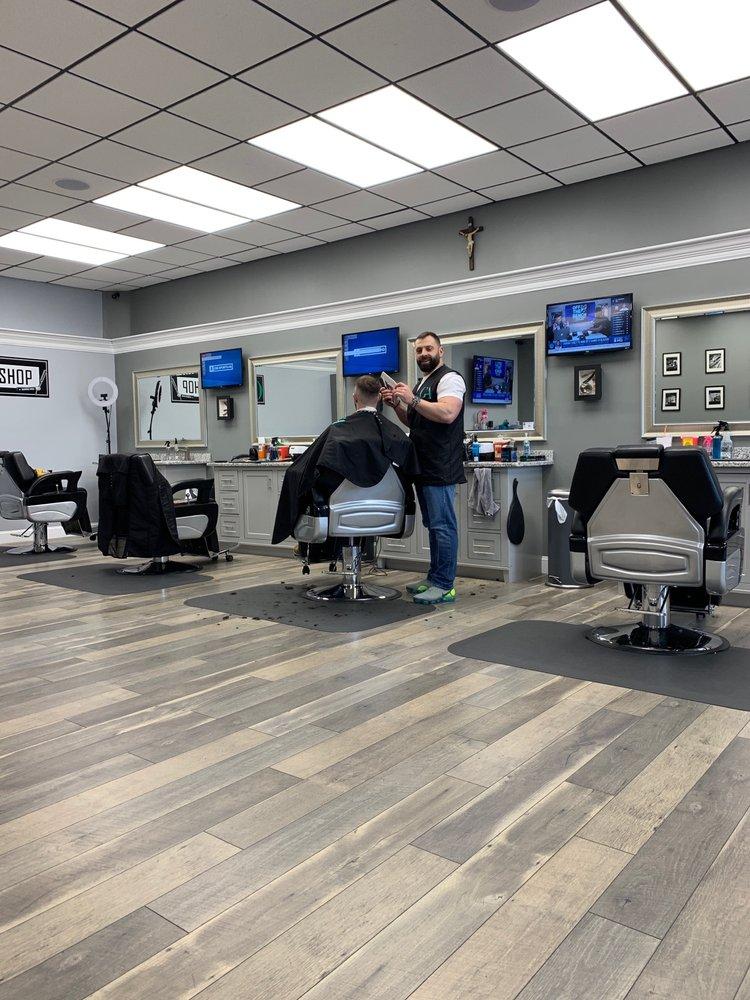 GA Barbershop: 211 North St, Foxborough, MA