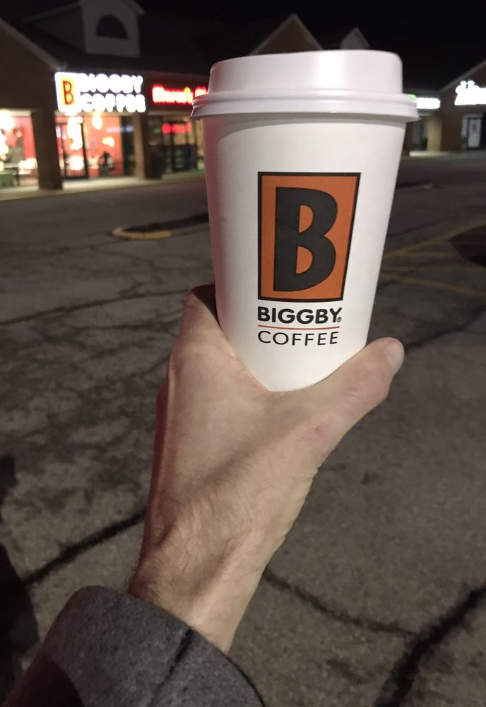 Social Spots from BIGGBY Coffee -Taylor Mill
