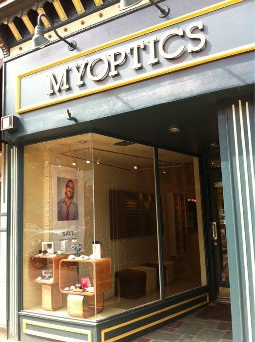 Myoptics