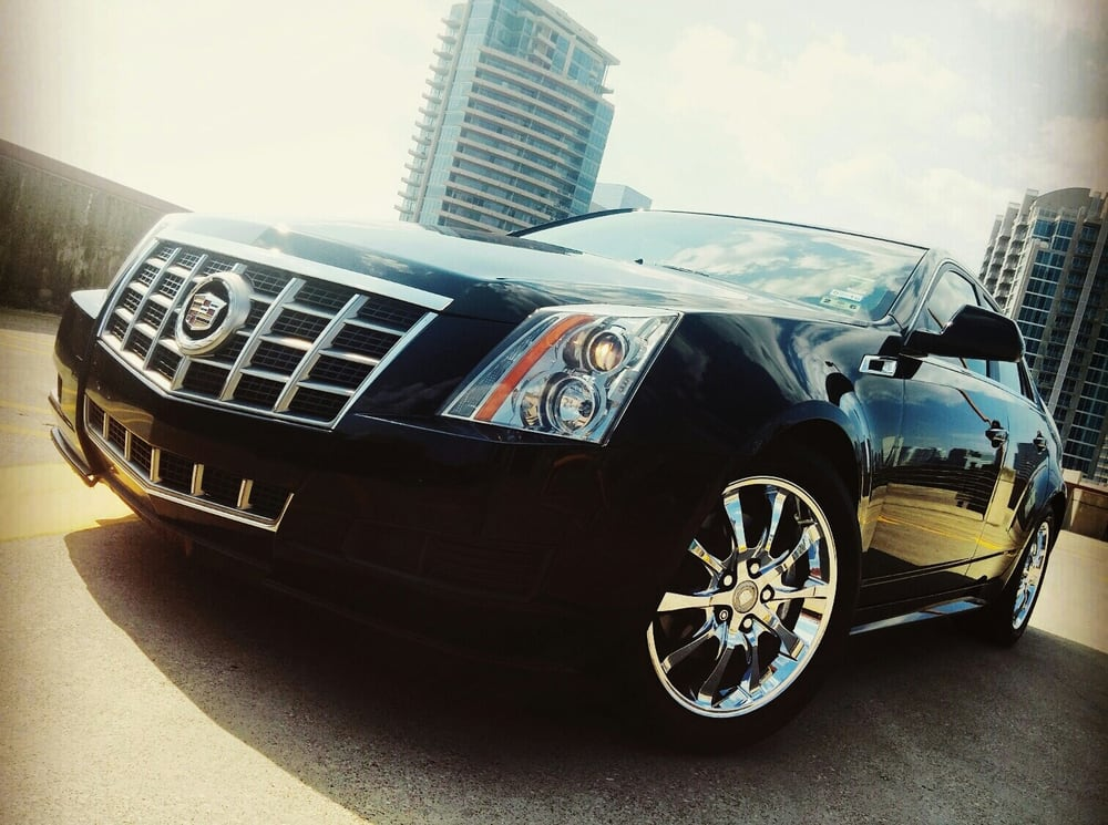 Be Driven In The Top Of The Line Luxury Collection Cadillac Cts Yelp