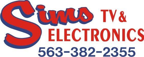 Sims TV & Electronics: 112 Winnebago St, Decorah, IA