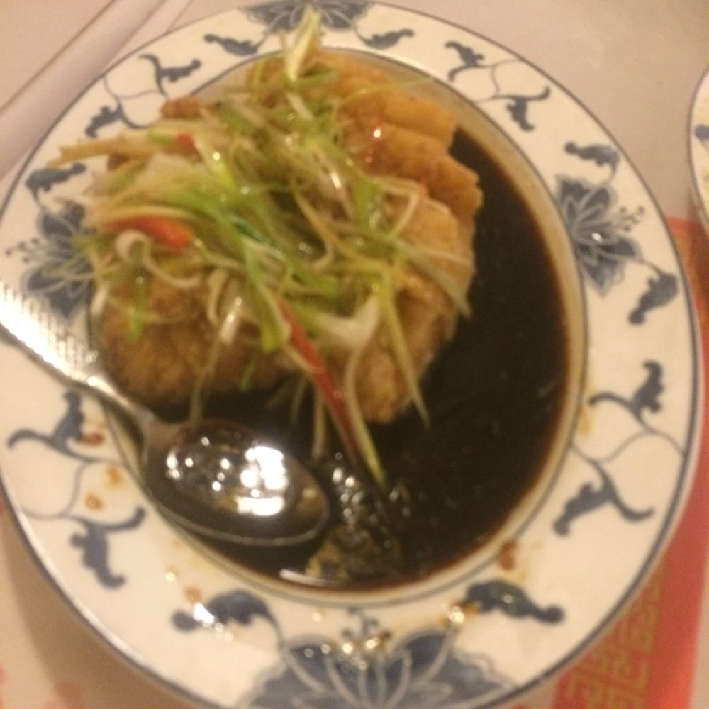 Fried snapper in soy sauce - Yelp