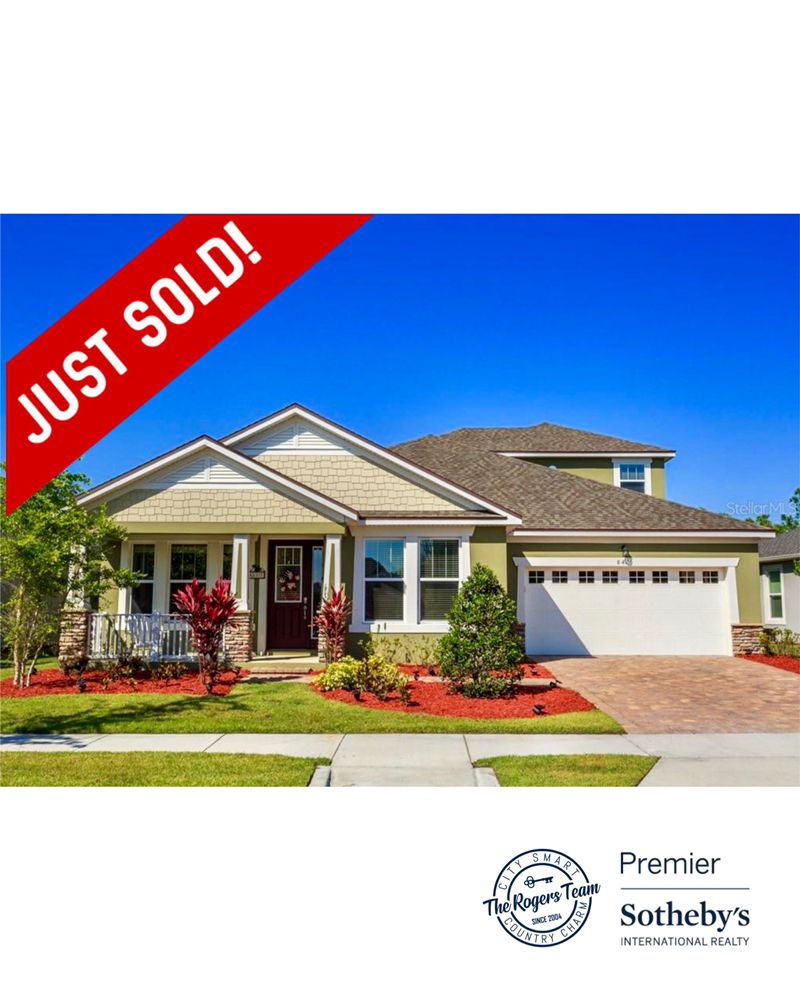 The Rogers Team at Premier Sotheby's International Realty: 13555 Narcoossee Rd, Orlando, FL