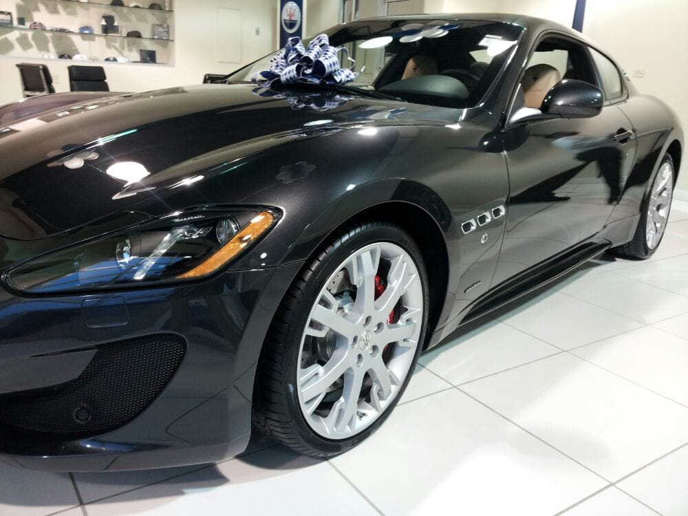 Maserati yelp for Mercedes benz of elmbrook