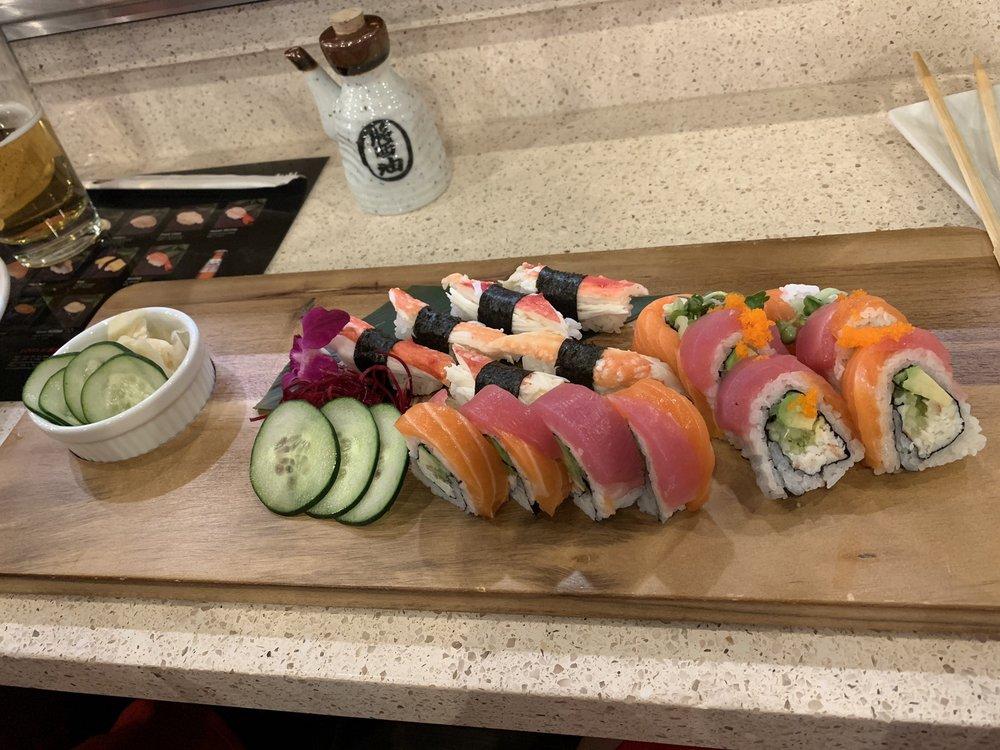 Aki Sushi: 145 E Sunset Rd, El Paso, TX