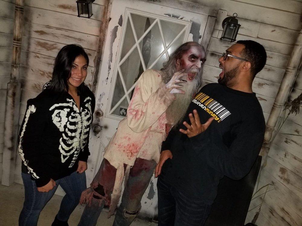 Bane Haunted House