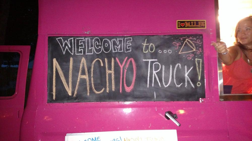 NachYo Truck: 1122 Boogey Boogey Ave, Langhorne, PA