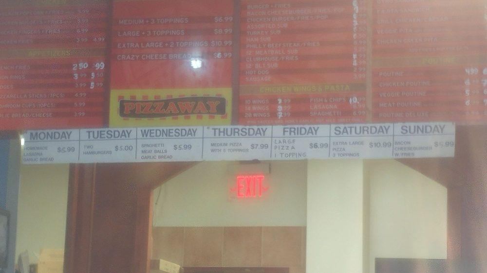 Photo of Pizzaway: Windsor, ON