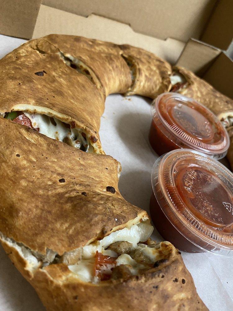 All American Pizza: 206 N Mustang Rd, Mustang, OK
