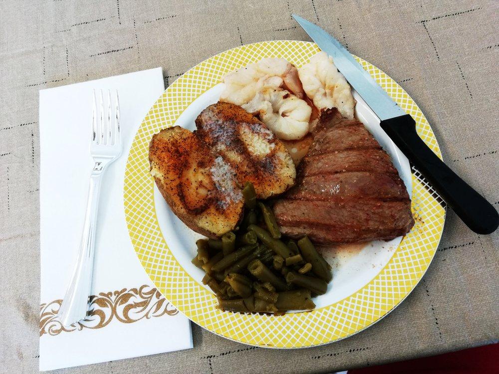 CapoDiMonte Steakhouse: 9318 N Nebraska Ave, Tampa, FL