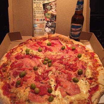 Alberto S Restaurant Pizzeria Belleville Nj