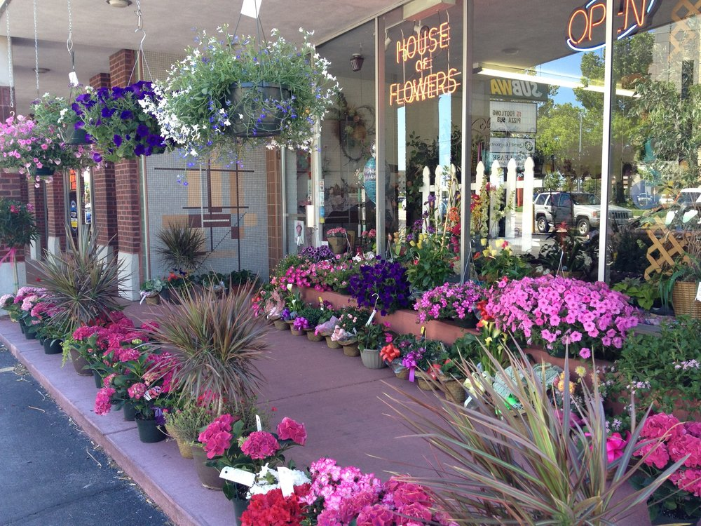 House of Flowers: 1921 S National Ave, Springfield, MO
