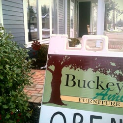 Photo Of Buckeye Amish Furniture   Powell, OH, United States. Street Sign In