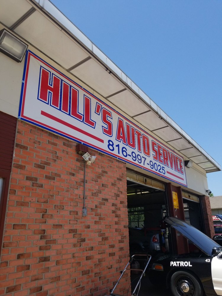 Hill's Auto Service: 4530 N Brighton Ave, Kansas City, MO