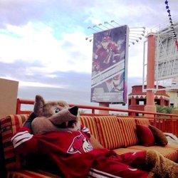 Photo Of Arizona Iron Patio Furniture   Phoenix, AZ, United States. Howler  Relaxing