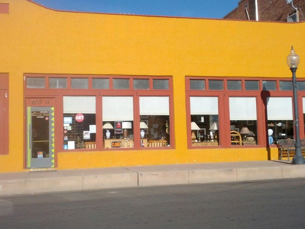 Manzanita Ridge Furniture and Antique: 107 N Bullard St, Silver City, NM