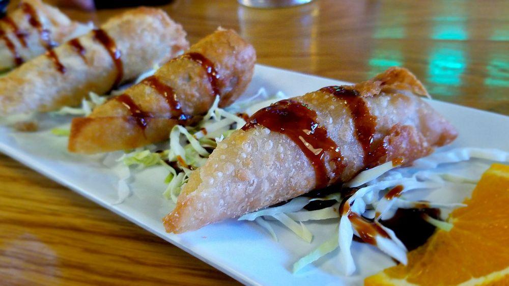 Ginger Rice & Noodle Bar: 1163 Martin Luther King Junior Blvd, Fayetteville, AR